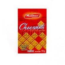 Maliban Cheesebits Biscuit - 170 Gr
