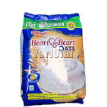 Kelloggs Oats Heart to Heart