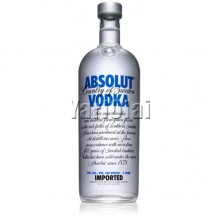 ABSOLUTE VODKA 1L