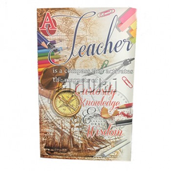Happy Teachers Day Card GGCT630