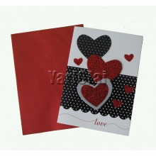 Love You Card 01