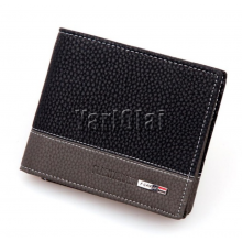 Black Colour Mens Wallet