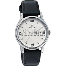 TITAN Quartz Watches-1580SL03