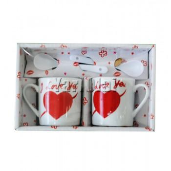 I Love you mug 1