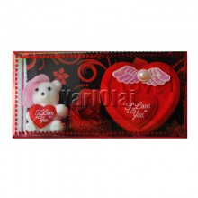 Love Box With Teddy