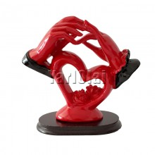 Proposing Hand Statue
