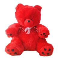 Valentine Red Teddy (Large)