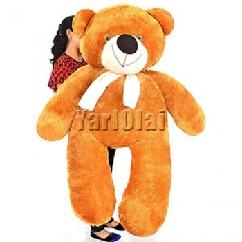 Life Size Teddy (Brown) - 5 ft