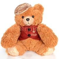 I Love Dad Teddy
