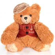 I Love Dad Teddy
