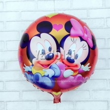 Minnie Mickey Balloon