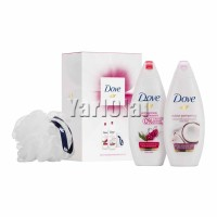 Dove Relaxing Beauty Duo Gift Set