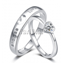 Endless Love Couple ring