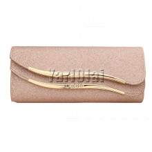 Fashion Sequined Women Purse Pink