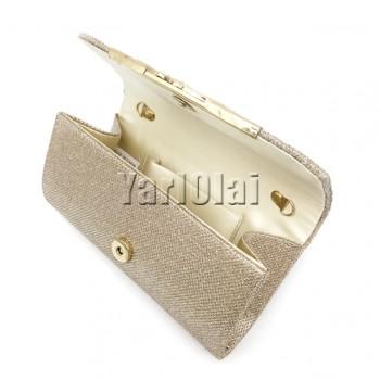 Glitter Chain Shoulder Handbag - champgn