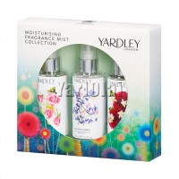 Yardley London Moisturising Fragrance Mist Set