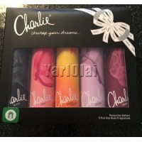 Charlie 5 X Body Fragrances Gift Set