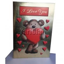 I Love You Card 140