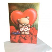 I Love You Card 150