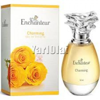 Enchanteur Eau De Toilette Charming 50ml