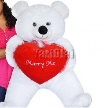 Marry Me XXL Teddy Bear