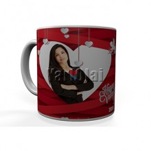 Love Two Photo Mug