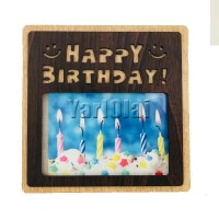 Happy Birthday Photo Frame 3