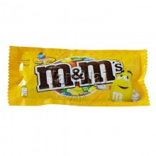M&M Peanut mini
