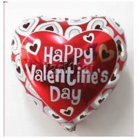 Valentine's Day Foil Ballon