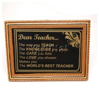 Dear Teacher Frame